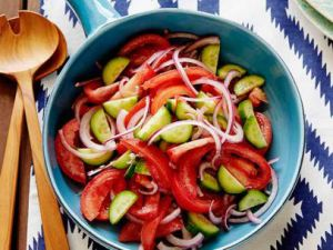 Image: http://www.foodnetwork.com/recipes/rachael-ray/tomato-onion-and-cucumber-salad-recipe.html